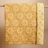 Uma Gold Quilt